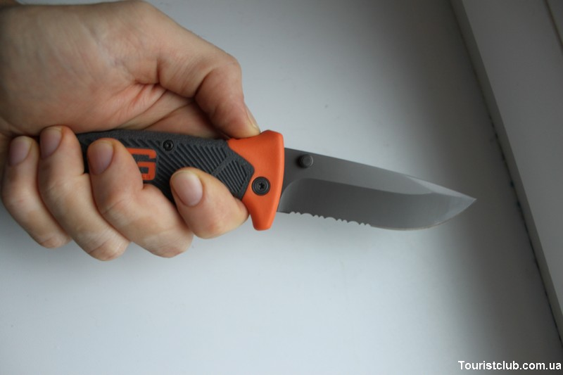 Нож Гербер Bear Grylls Folding Sheath Knife